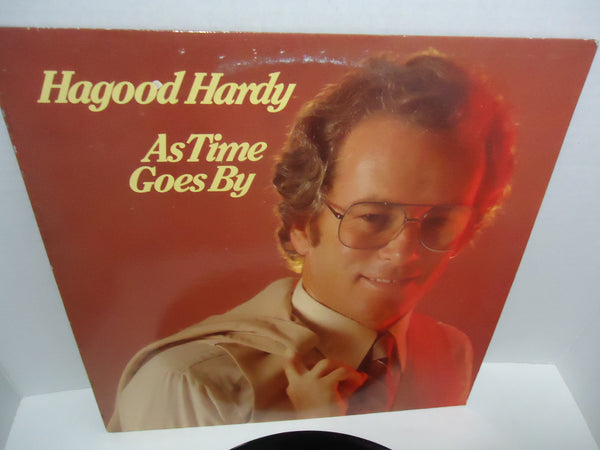 Hagood Hardy ‎– As Time Goes By LP Attic Records