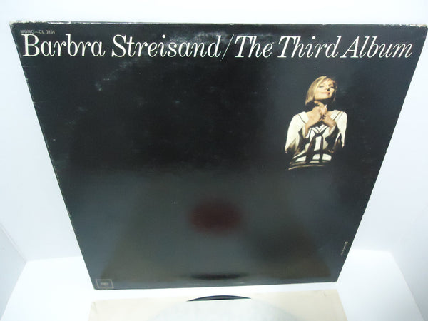 Barbra Streisand ‎– The Third Album LP