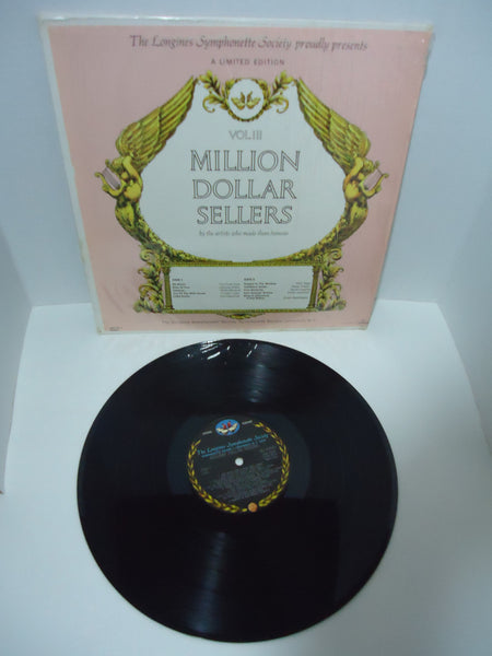 Various Artists ‎– Million Dollar Sellers Volume 3 LP