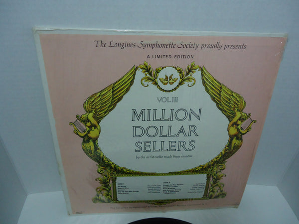 Million Dollar Sellers Volume 3 LP