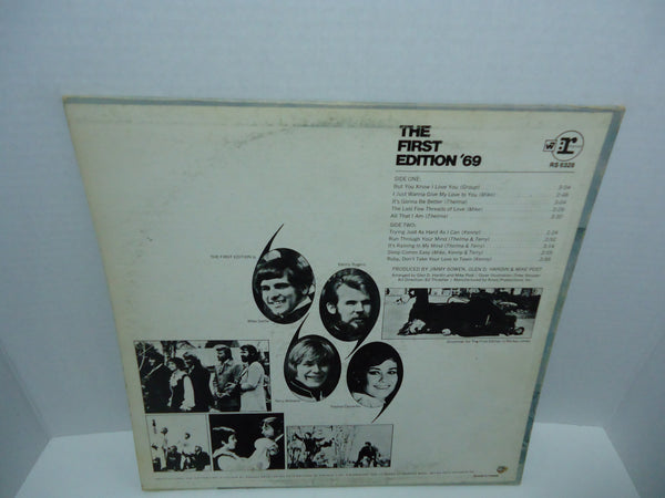 The First Edition ‎– '69