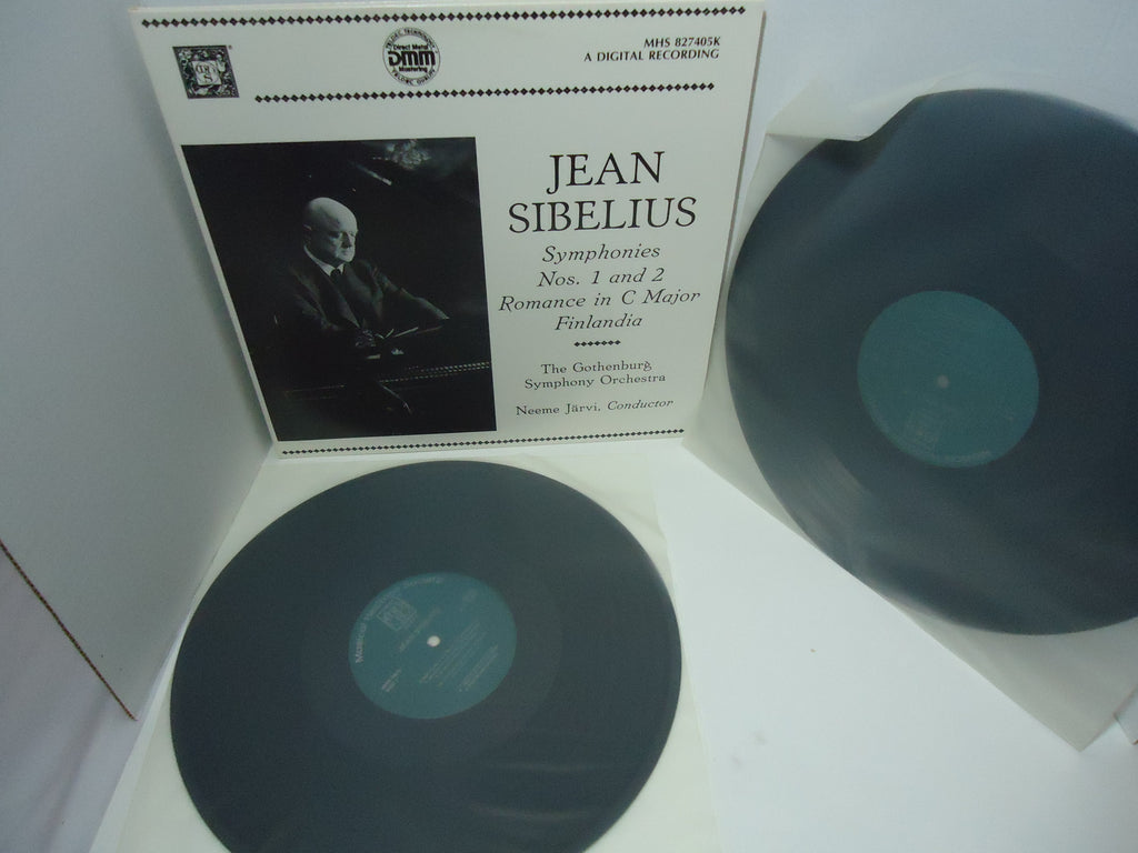 Jean Sibelius, The Gothenburg Symphony Orchestra LP
