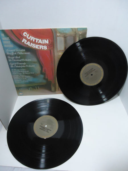 Curtain Raisers: The World's Favorite Overtures [Double LP] [Gatefold]