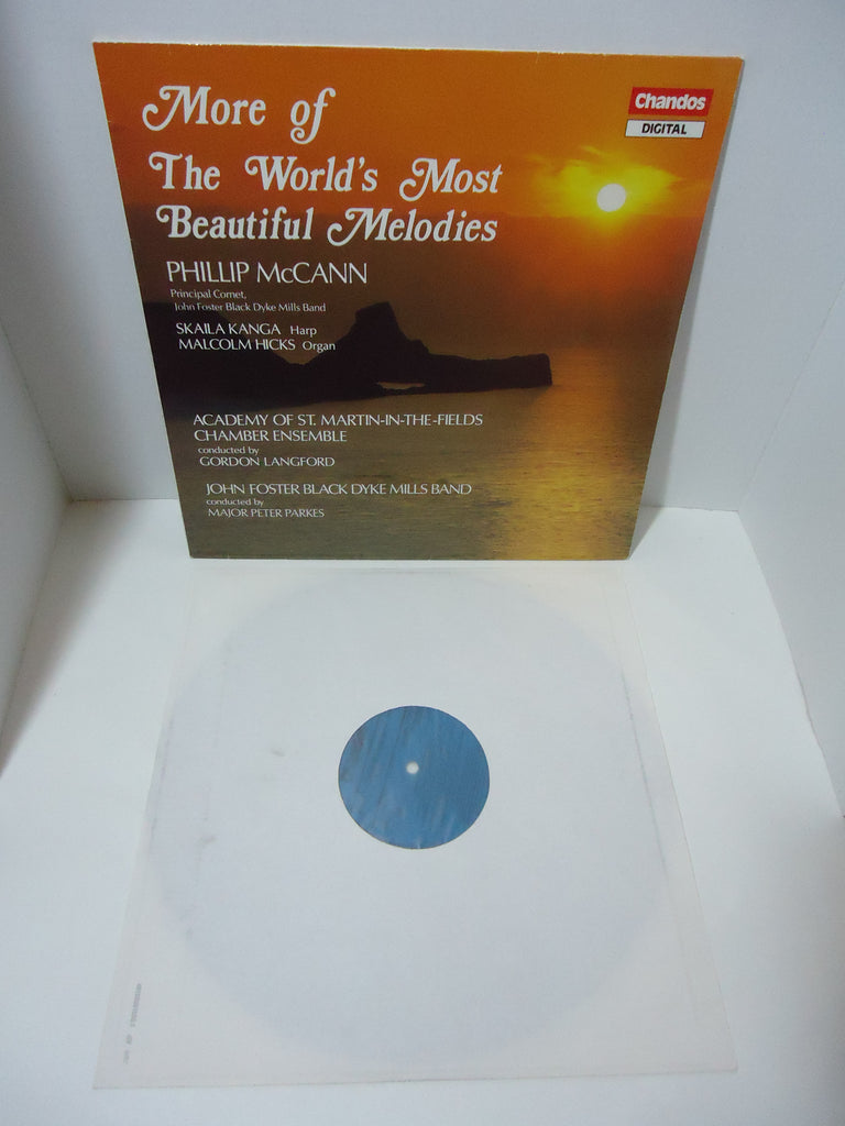 Philip McCann - More Of The World's Most Beautiful Melodies LP