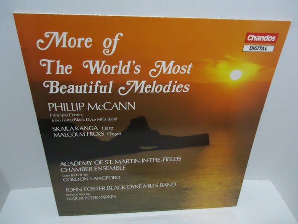 Philip McCann - More Of The World's Most Beautiful Melodies BBRD 1033 LP