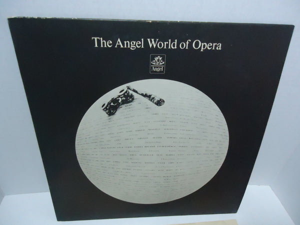 Angel World of Opera LP SPRO 2900