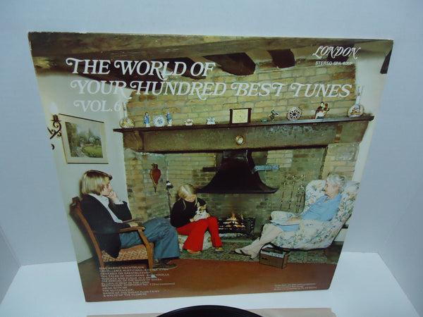 The World Of Your Hundred Best Tunes Vol. 6 LP Allan Keith