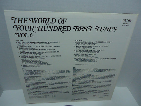 Various Artists ‎– The World Of Your Hundred Best Tunes Vol. 6