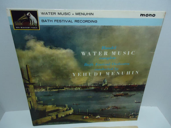Water Music (Complete) [Mono] [Import] LP