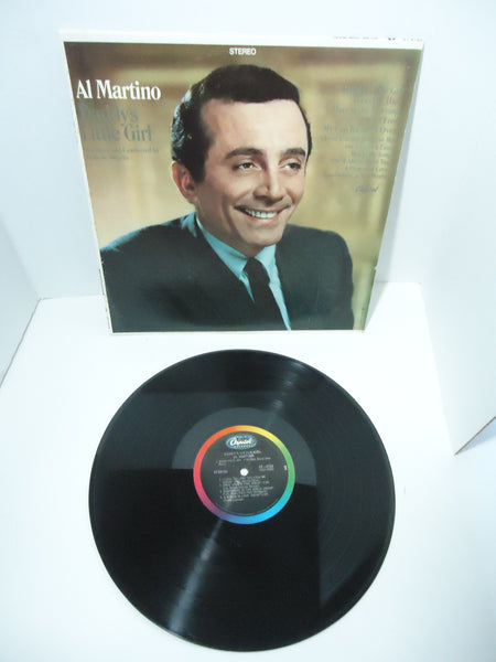 Al Martino ‎– Daddy's Little Girl LP