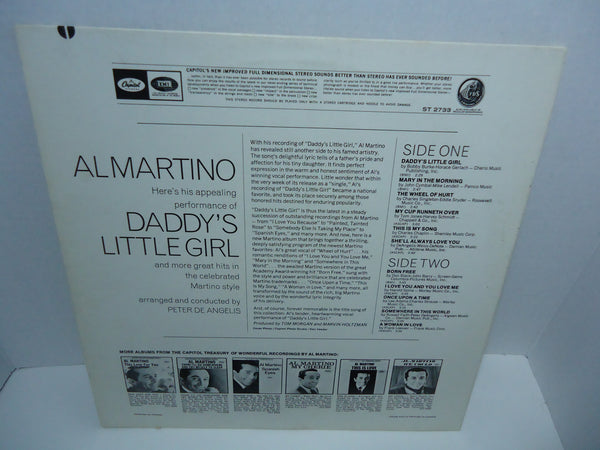 Al Martino ‎– Daddy's Little Girl