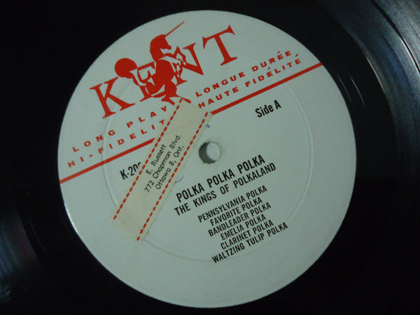 The Kings Of Polkaland ‎– Polka Polka Polka