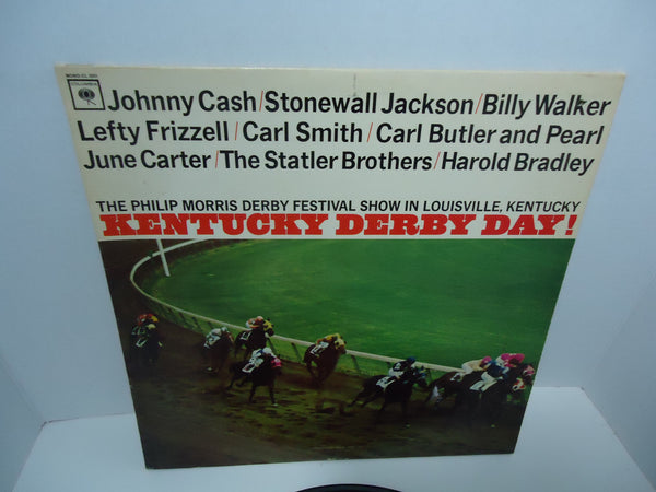 Various ‎Artists – Kentucky Derby Day! [Promo] [Mono]