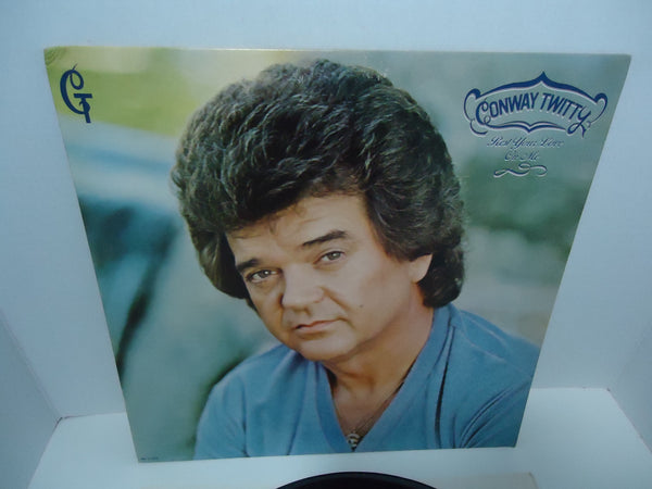Conway Twitty ‎– Rest Your Love On Me