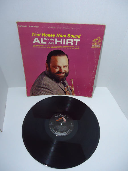 Al (He's The King) Hirt ‎– That Honey Horn Sound LP