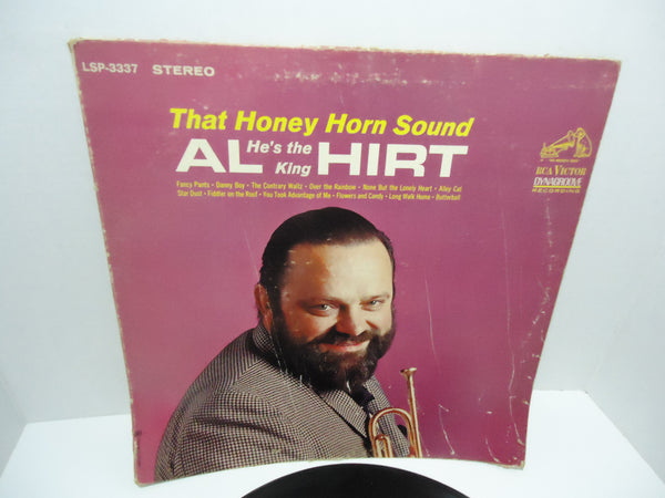 Al (He's The King) Hirt ‎– That Honey Horn Sound