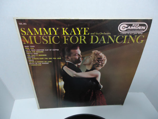Sammy Kaye And His Orchestra ‎– Music For Dancing