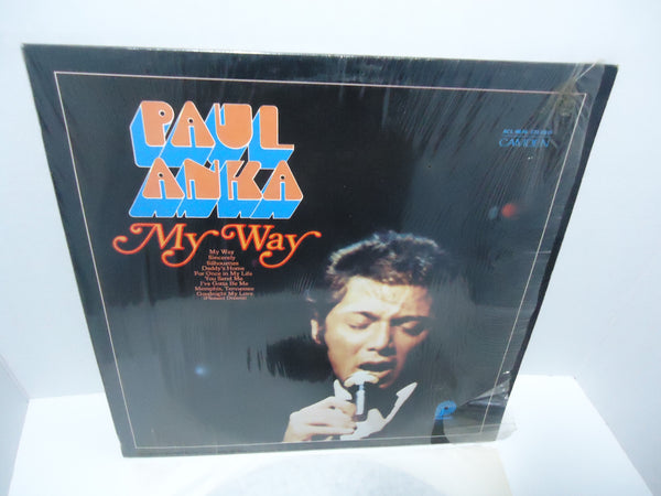Paul Anka ‎– My Way
