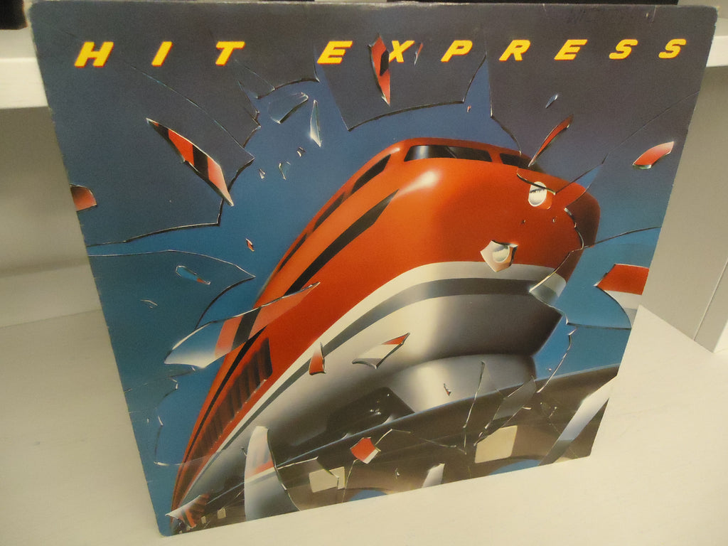Various Artists ‎– Hit Express LP K-Tel