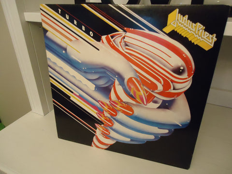 Judas Priest ‎– Turbo Columbia Canada LP