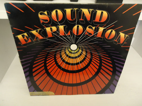 Various Artists ‎– Sound Explosion [K-Tel]