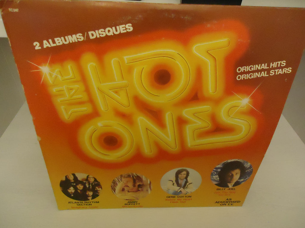 Various ‎Artists – The Hot Ones [Double LP]