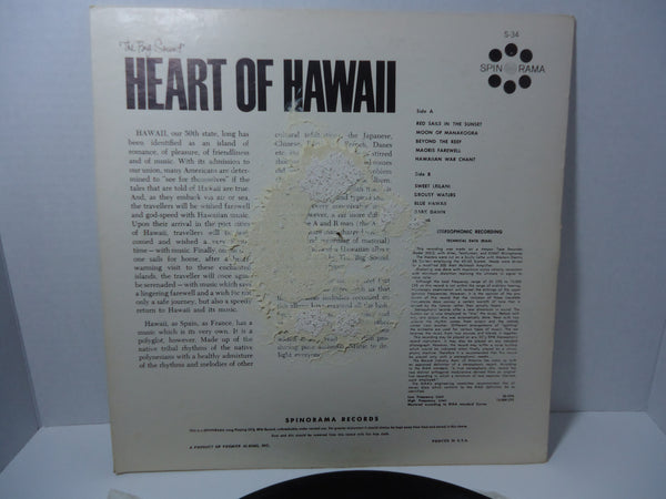 The Big Sound - Heart Of Hawaii