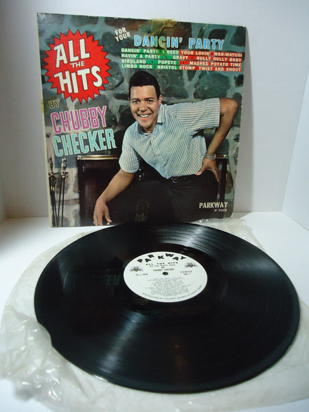 Chubby Checker - All the Hits For Your Dancing Party