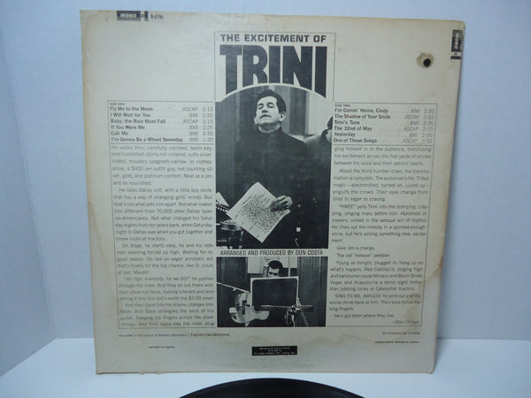 Trini Lopez - The Excitement of Trini