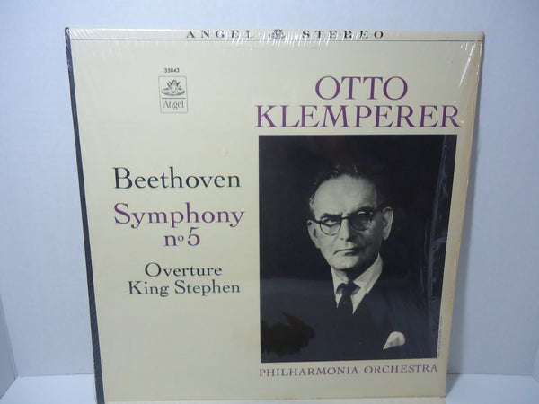 Otto Klemperer Philharmonia Orchestra - Beethoven Symphony No. 5