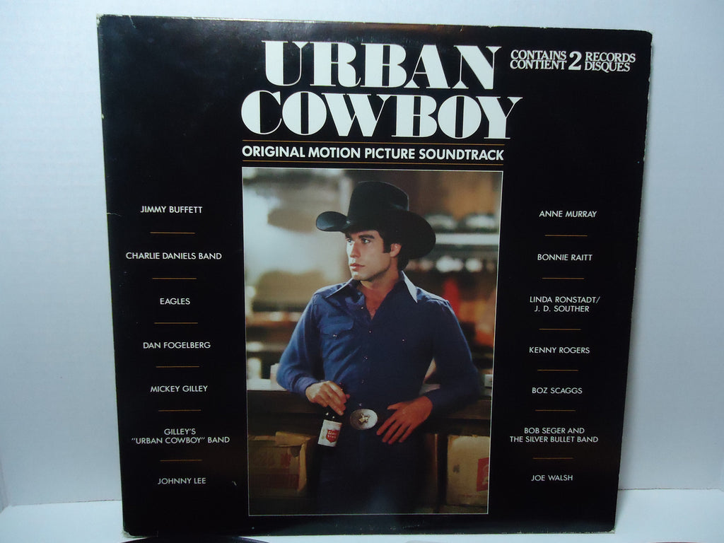 Various Artists ‎– Urban Cowboy (Original Motion Picture Soundtrack) [Gatefold]