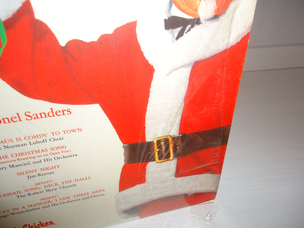 Various Artists ‎– Christmas Day With Colonel Sanders