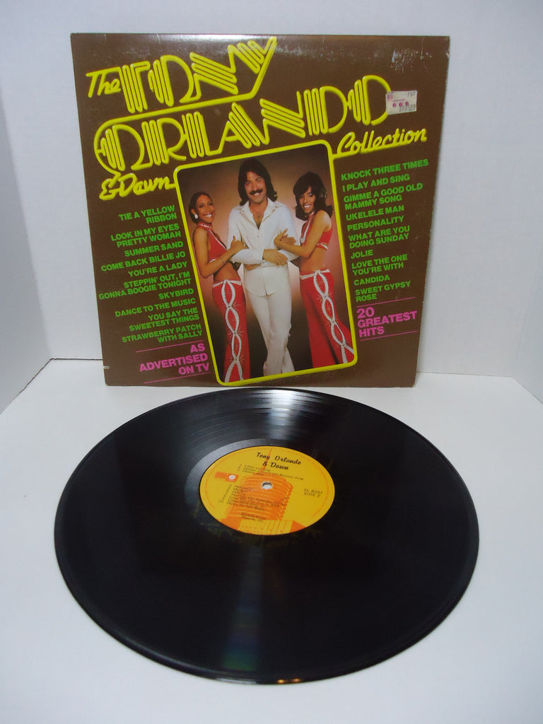 Tony Orlando & Dawn - 20 Hits Collection