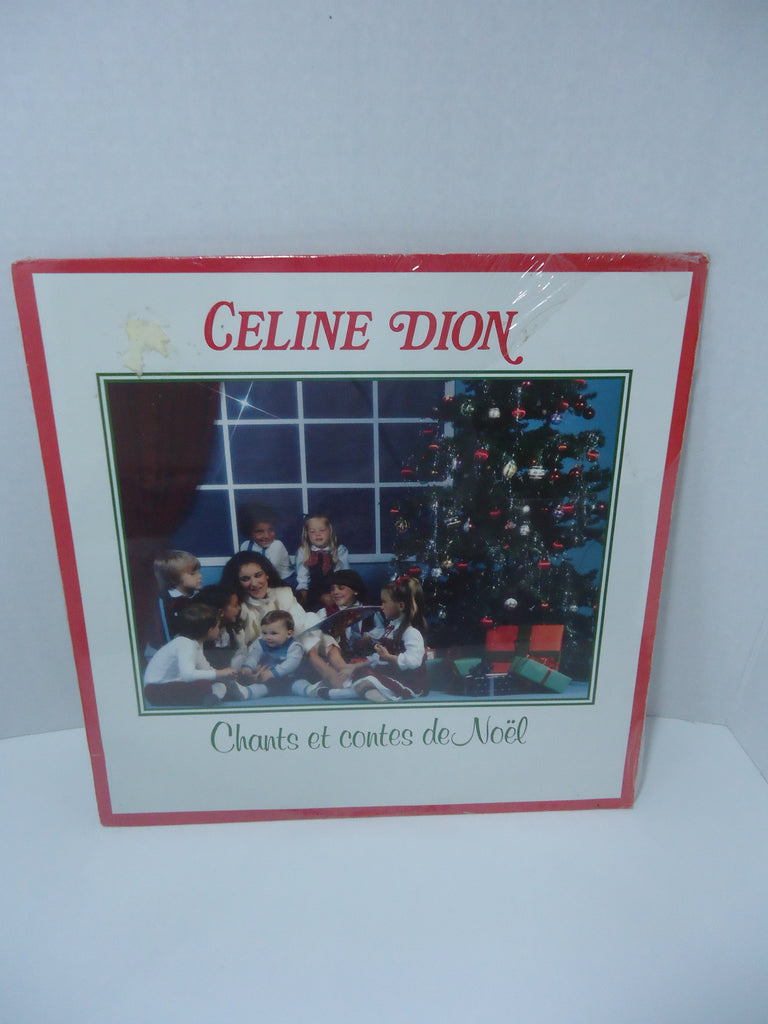 Céline Dion ‎– Chants Et Contes De Noël LP New