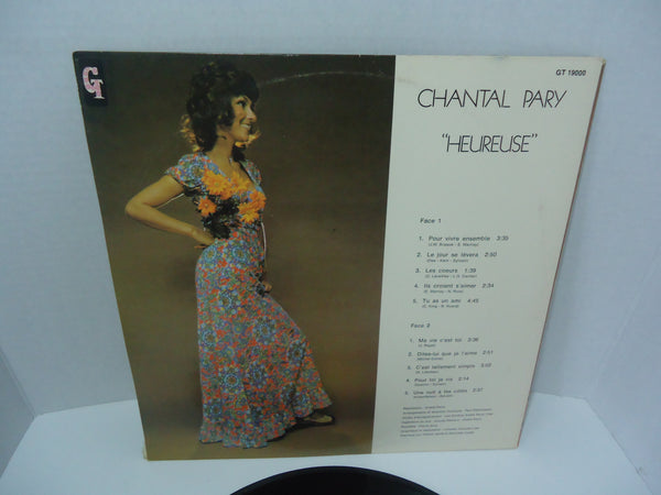 Chantal Pary ‎– Heureuse