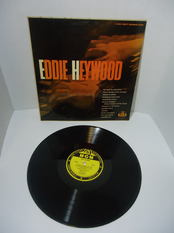 Eddie Heywood ‎– Eddie Heywood LP USA
