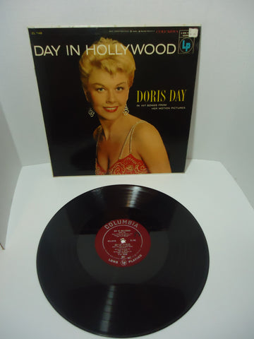 Doris Day ‎– Day In Hollywood [Mono] LP Canada