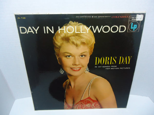 Doris Day ‎– Day In Hollywood [Mono]
