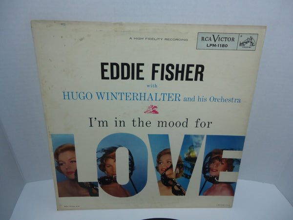 Eddie Fisher ‎– I'm In The Mood For Love