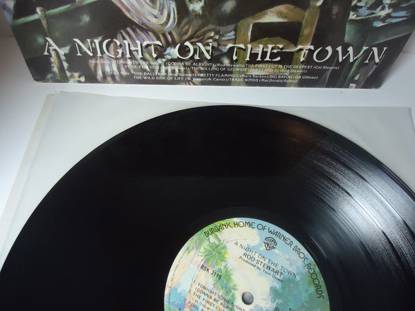 Rod Stewart ‎– A Night On The Town