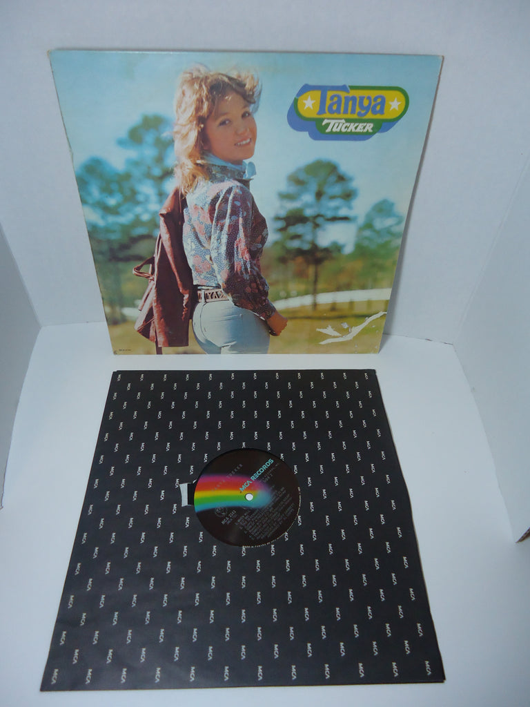 Tanya Tucker ‎– S/T Self Titled LP