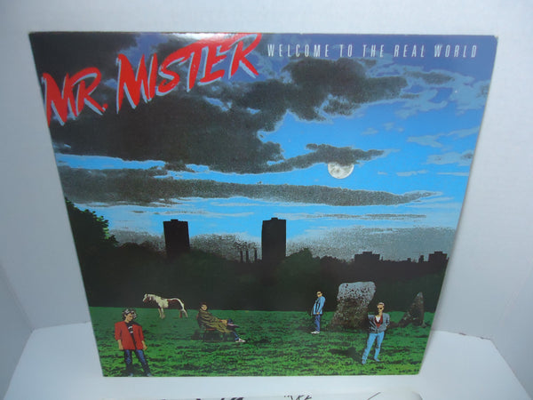 Mr. Mister ‎– Welcome To The Real World [Reissue]