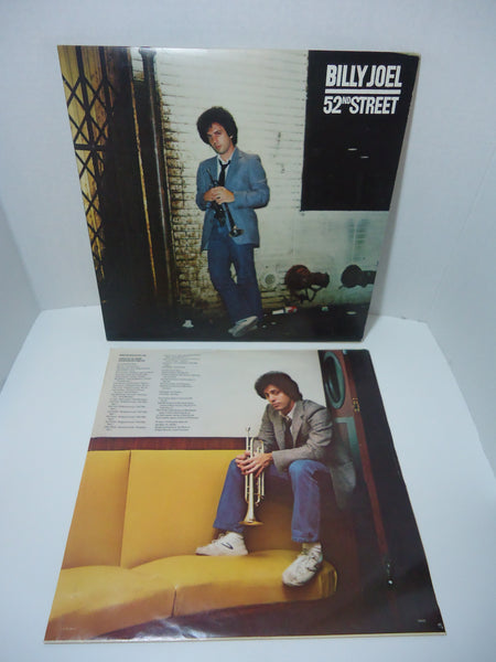 Billy Joel ‎– 52nd Street LP