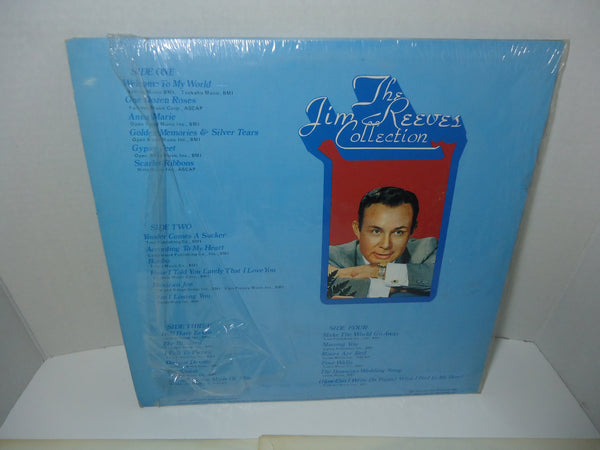 Jim Reeves ‎– The Jim Reeves Collection [Double LP]