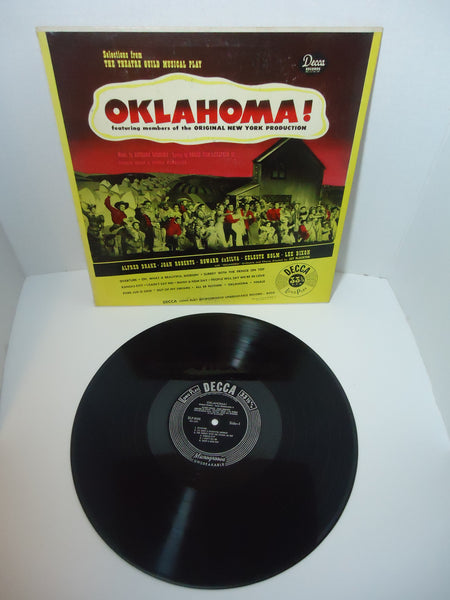 Various ‎Artists – Oklahoma! LP