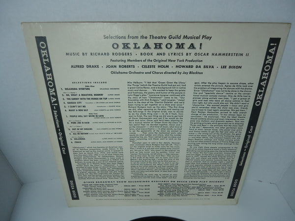 Various ‎Artists – Oklahoma!