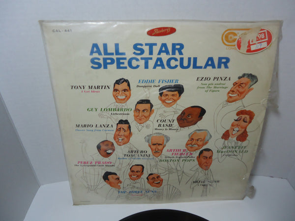 Various Artists ‎– All Star Spectacular