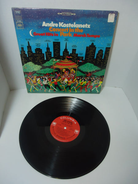 Andre Kostelanetz ‎– Concert In The Park (Great Hits In March Tempo) LP