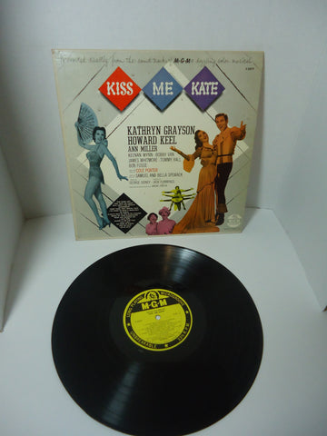 Various ‎Artists – Kiss Me Kate LP