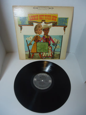 Doris Day And Robert Goulet ‎– Annie Get Your Gun LP Canada